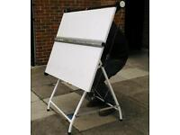 Vistaplan Stratford Compact A0 Drawing Board E07995 with stand