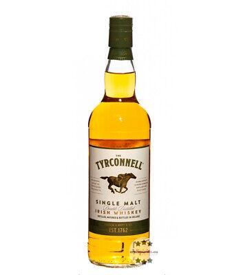 The Tyrconnell Single Malt Irish Whiskey / 43 % Vol. / 0,7 Liter-Flasche