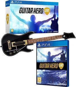 New! Guitar hero Live