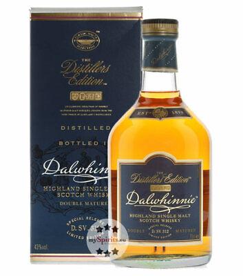 Dalwhinnie Distillers Edition - Oloroso Finish Highland Whisky/ 43% Vol. / 0,7 L