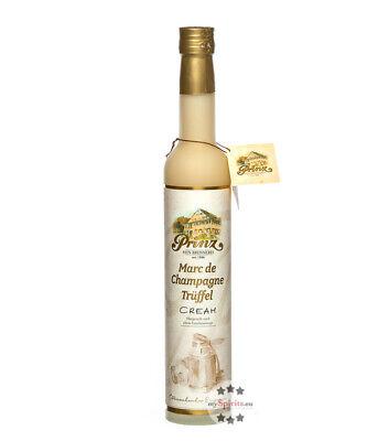 Prinz Marc de Champagne Trüffel Likör / 15 % Vol. / 0,5 Liter-Flasche