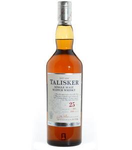 Talisker 25 Jahre Limited Edition 2012 Single Malt Scotch Whisky / 0,7 Liter