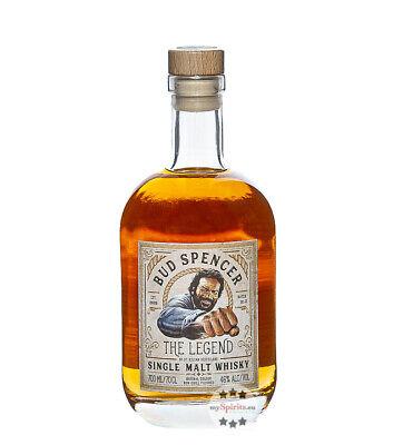 St. Kilian Bud Spencer The Legend Single Malt Whisky / 46 % Vol. / 0,7 Liter