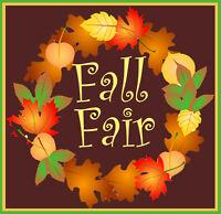 Fall Fair - St. Paul's United Church