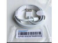 Genuine Apple iPhone cable for all iPhones free delivery