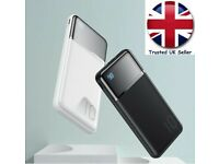 Portable Large Capacity High Quality Charger Power Bank Black & White UK