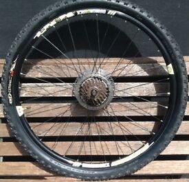 Diamondback Scree Rear Disc Brake Bicycle Wheel 27.5 £25