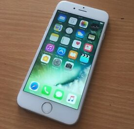 iPhone 6 16gb unlocked too all networks £190