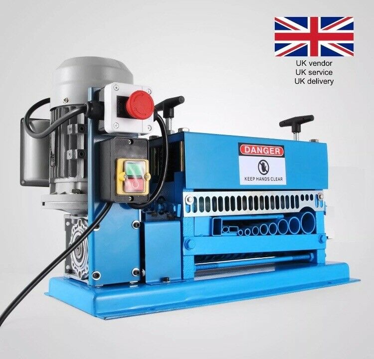 Automatic electric cable wire stripper stripping machine 230v 1.5-38mm   in  Southampton, Hampshire   Gumtree