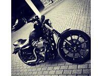 Harley Davidson 883 Iron 2016