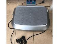 Wobble board/ vibrating plate