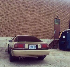 1987 Toyota supra targa top Oakville / Halton Region Toronto (GTA) image 3