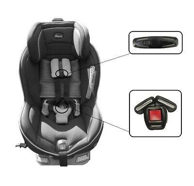 Für Chicco Keyfit und 30 Kleinkinder Baby Auto Sitz Gurt Brust Clip &