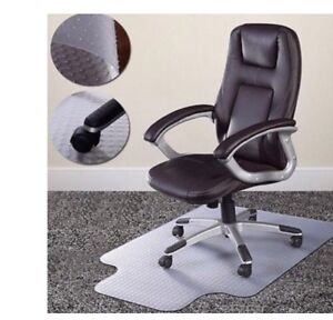 New Desk carpet  Chair Mat