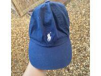 Ralph Lauren Blue Cap One-Size