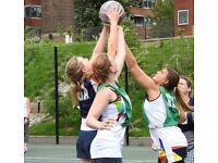 New Social Netball Season Starting Soon