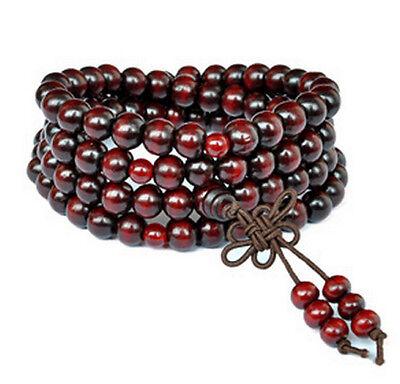 braccialetto bella legno perla, può essere utilizzato come una collana troppo