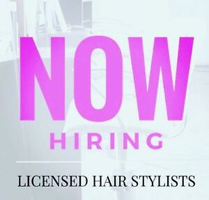 NOW HIRIRING Hairstylist And Barber