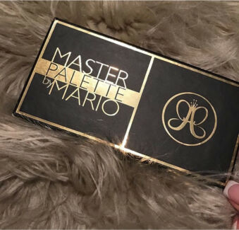 Authentic abh master palette
