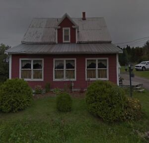 House for sale in Doaktown, NB in the heart of the Miramichi