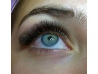 Models needed- Russian volume and classic eyelash extensions