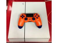 PS4 500GB Console+Controller