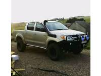 Hilux canopy wanted