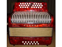 Hohner Accordion Trichord 3