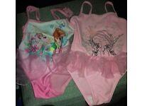 Girls swimming costume 2-3 years