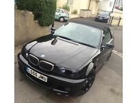 3 series e46 BMW convertible 2006