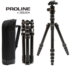 Dolica-57-Proline-TX570B150SL-Aluminum-Compact-Travel-Camera-Tripod-Ball-Head