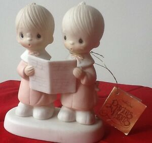Precious Moments Johnathan and David figurine Windsor Region Ontario image 1