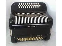 3 Row BCC# accordion wanted