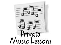 Piano and Flute tuition for beginners and upwards!