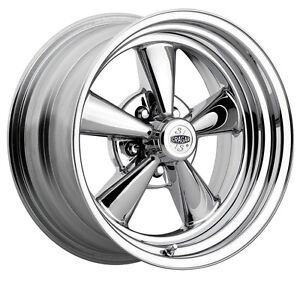 Cragar-S-S-Super-Sport-Wheels-15x10-Chrome-Pre-AU-Falcon-XR-EL-Mustang