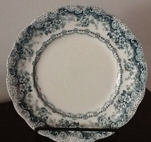 Antique Colonial plate made in England Windsor Region Ontario image 1