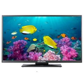 "40"" Hitachi FullHD LED TV like new - Delivery Available"