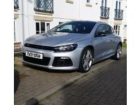 2010 VW Scirocco R 265bhp 19'' alloy wheels all standard. Very good condition.