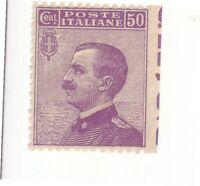 Italia Regno 1908 Belliss. Varieta´ Del N.85 (effigie Di Veiii Volta A Sn) Mnh -  - ebay.it