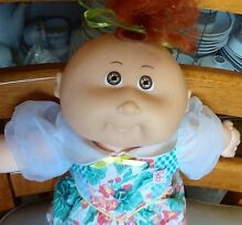 BLUE signature Cabbage Patch Doll by Hasbro South Tamworth Tamworth City Preview
