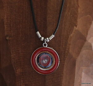 united states marine corps necklace mens jewelry military. Black Bedroom Furniture Sets. Home Design Ideas