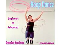 Hula Hoop Intermediate Course Tuesday 13th March