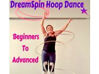 Hula Hoop Intermediate/Advanced Course 22nd May