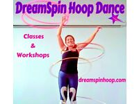 Hula Hoop - Improvers/Intermediate Tricks and Flow 28th Sept 6.15pm