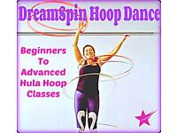 Hula Hoop - Intermediate - Advance Your Skills! Tuesday 28th Feb