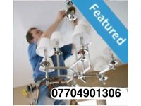 Electrician-Fully Qualified, Free Quote safetyApproved, GasSafe,07704901306 24hrs call out service.
