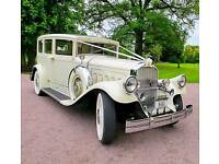 Wedding Car Hire in Essex by Arrow Vintage Cars
