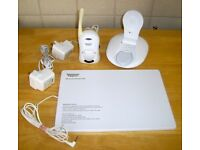 Tommee Tippee Soundseek Baby Monitor and Movement Sensor Pad.