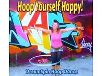 Beginner Hula Hoop Workshop Saturday 20th October 1.30-3.30pm