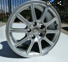 """ENKEI 17x8"""" wheels x4 STI 5x114"""